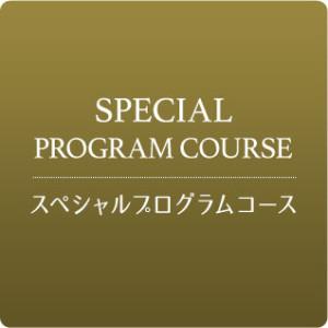 スペシャルプログラムコース
